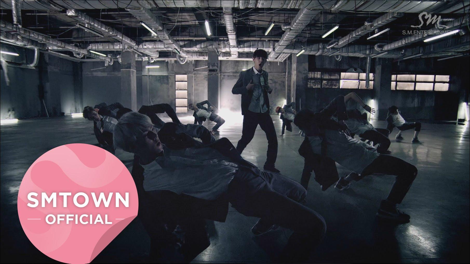 Exo-growl скачать клип.