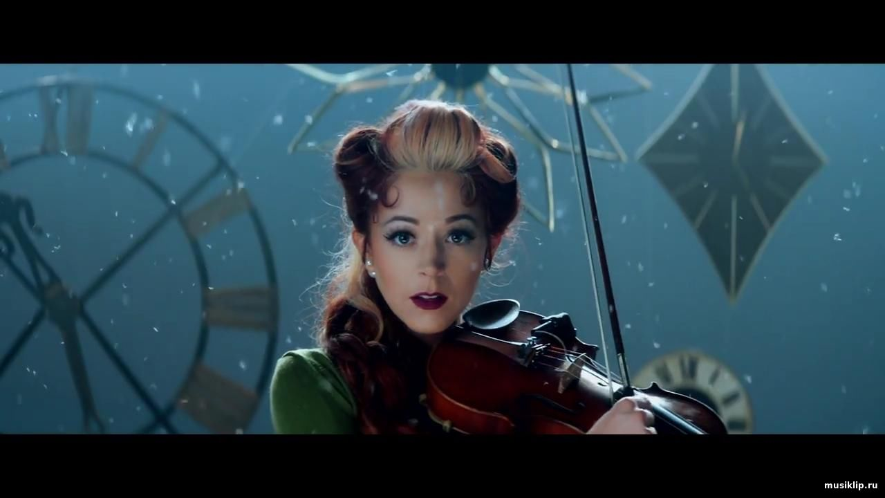 Lindsey Stirling - Love's Just A Feeling (feat. Rooty)