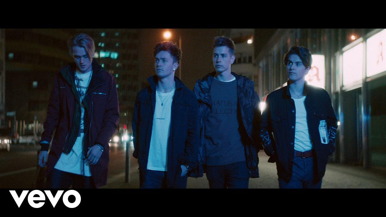 The Vamps, Martin Jensen - Middle Of The Night