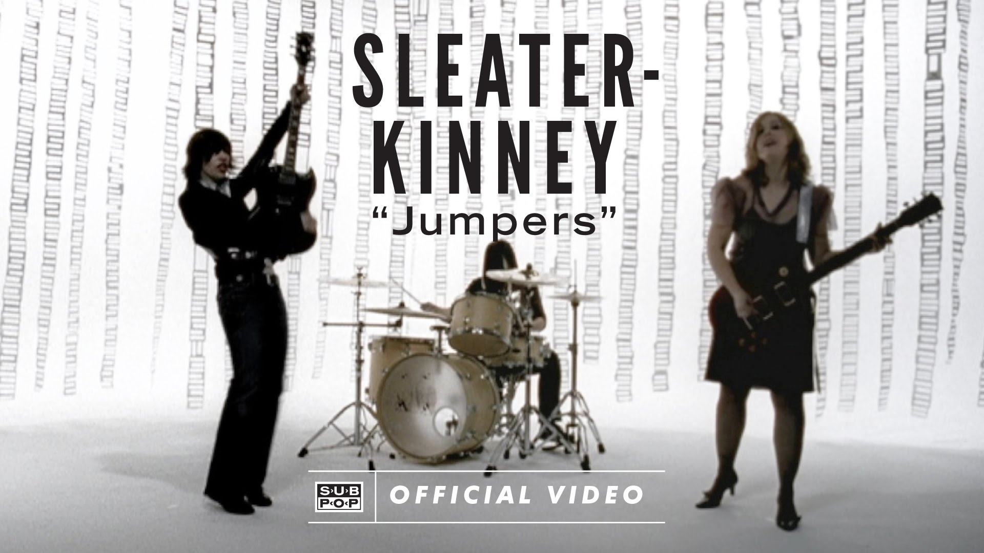 Sleater-Kinney - Jumpers