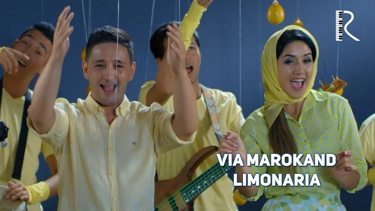 ВИА Мароканд - Лимонария