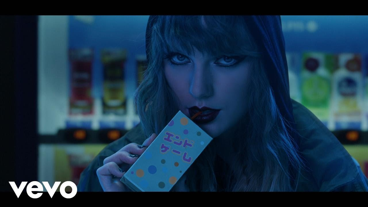 Taylor Swift - End Game feat. Ed Sheeran, Future
