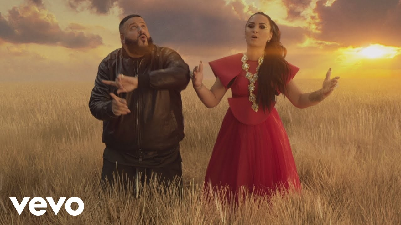 DJ Khaled - I Believe (from Disney's A WRINKLE IN TIME) feat. Demi Lovato