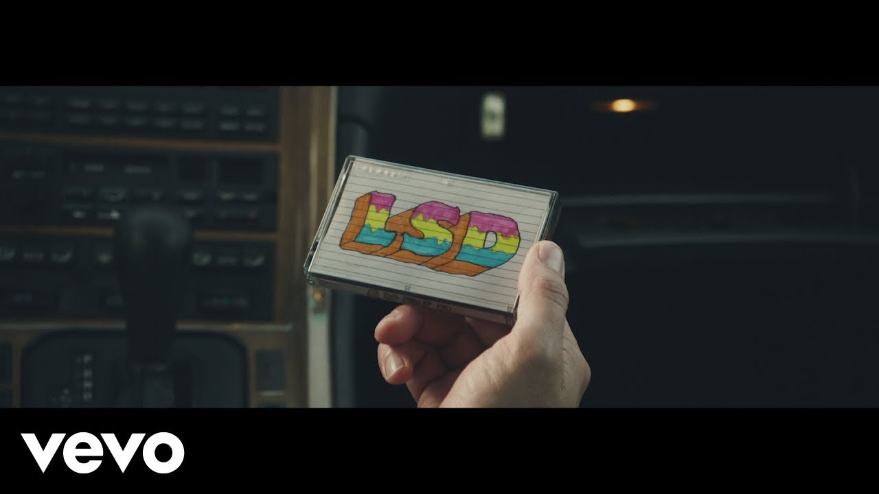 LSD - Audio feat. Sia, Diplo, Labrinth