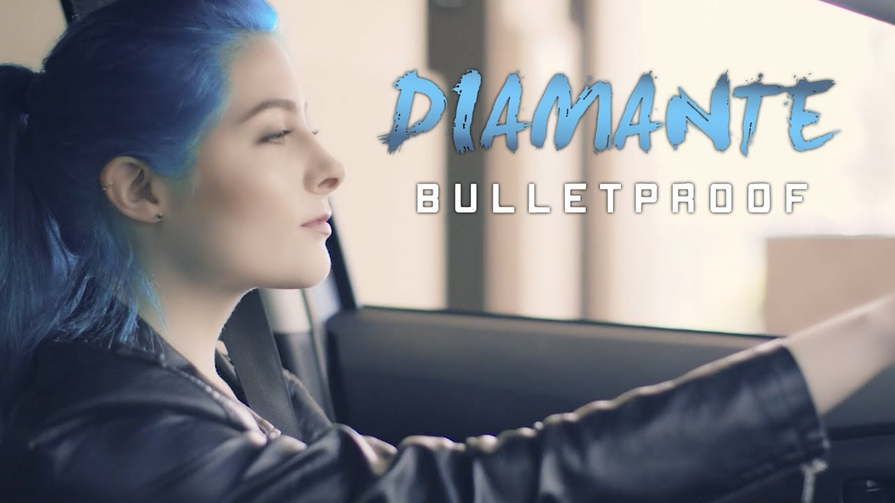 DIAMANTE - Bulletproof