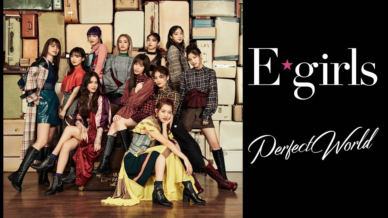 E-girls / Perfect World (2018)