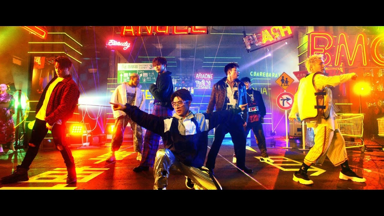 GENERATIONS from EXILE TRIBE / G-ENERGY