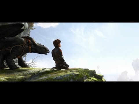 "Alexander Rybak - Into a Fantasy(official soundtrack for ""How To Train Your Dragon 2"")"